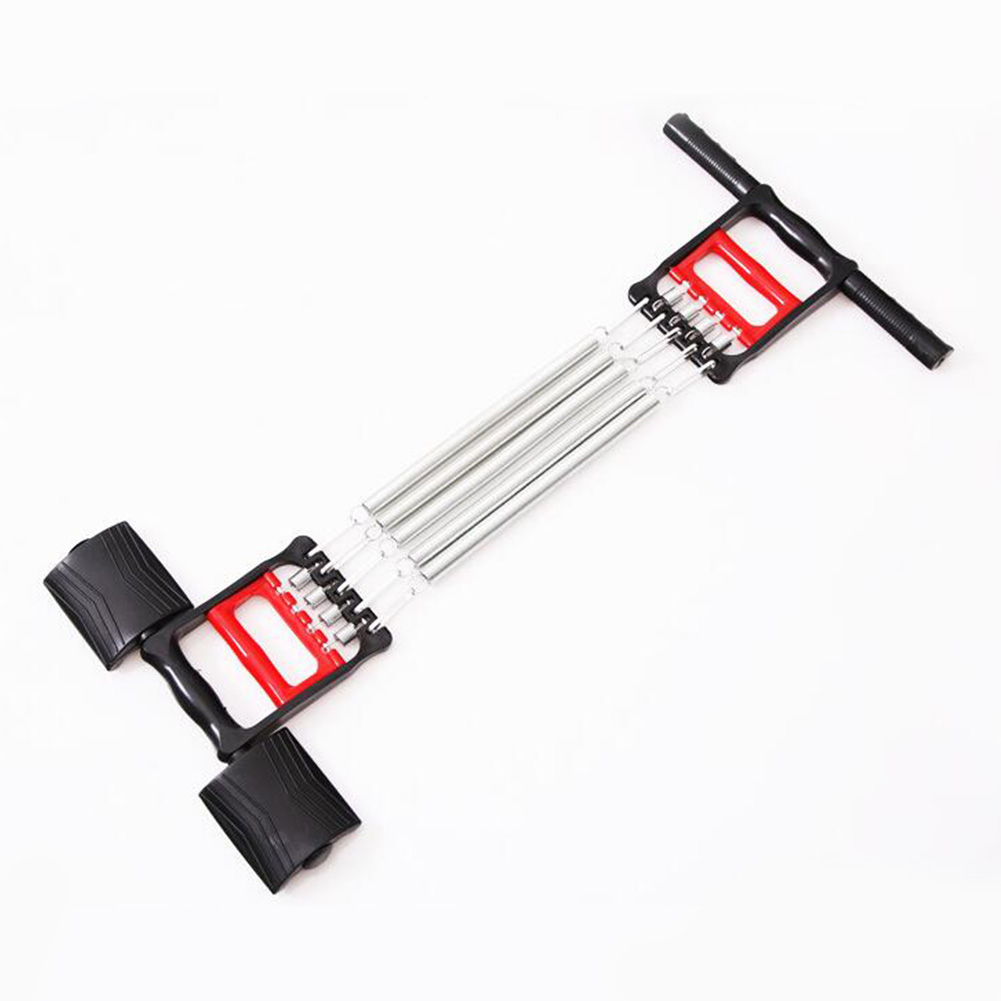Removable Fitness Muscular Strengthen Spring Chest Pull Rope Multi-function Home Gym Hand Gripper