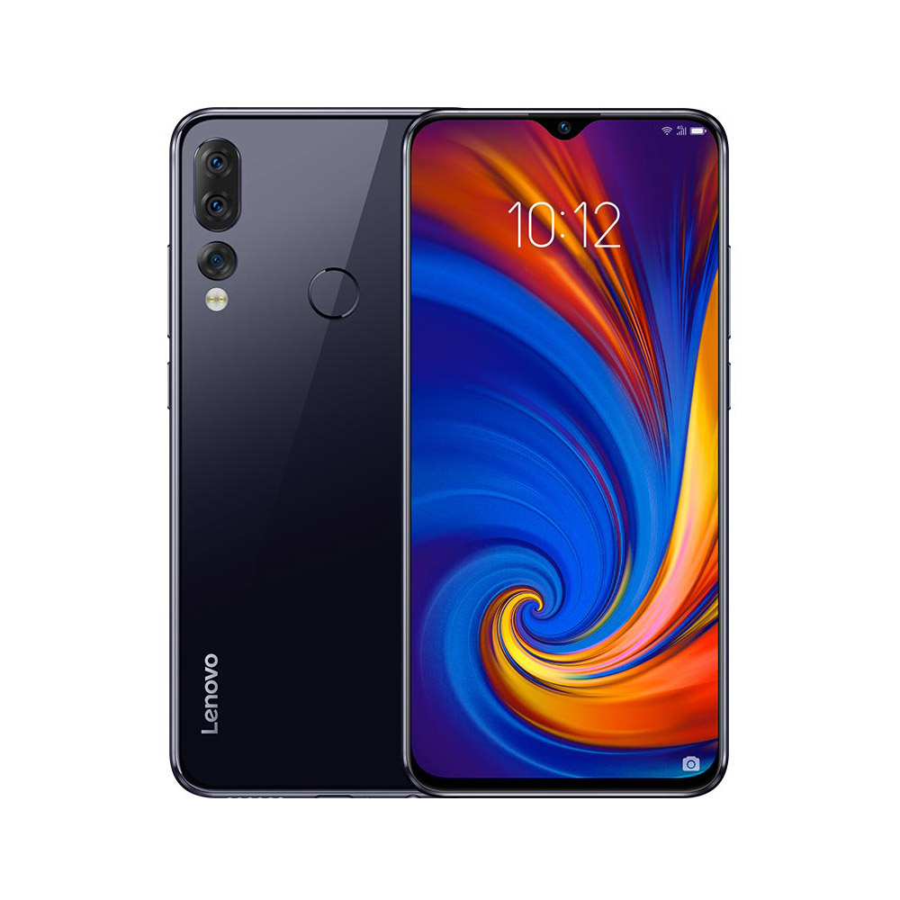 Lenovo Z5S 4+64GB Cellphones Black EU Plug