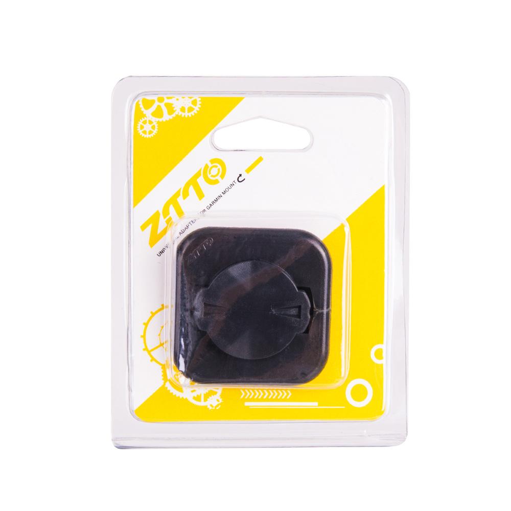 ZTTO Mobile Phone Fixed Bracket Speedmeter Bracket Universal for Garmin Speedmeter Mount black