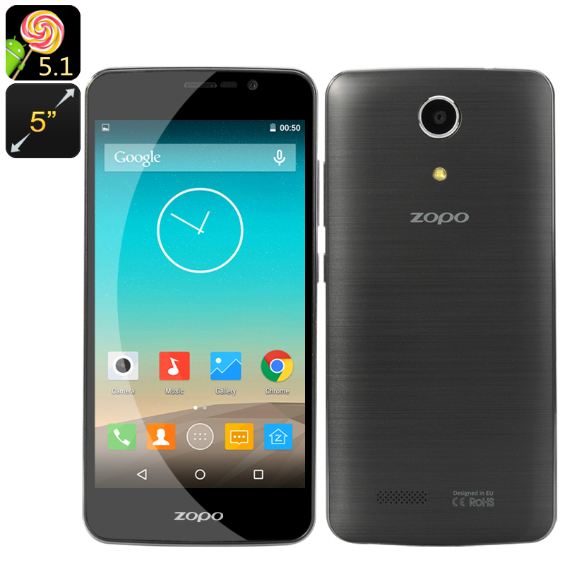 ZOPO HERO 1 Smartphone (Black)