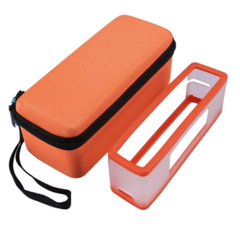 Protection Storage Case Bag for Bose SoundLink Mini 1/2 Bluetooth Speaker  Orange