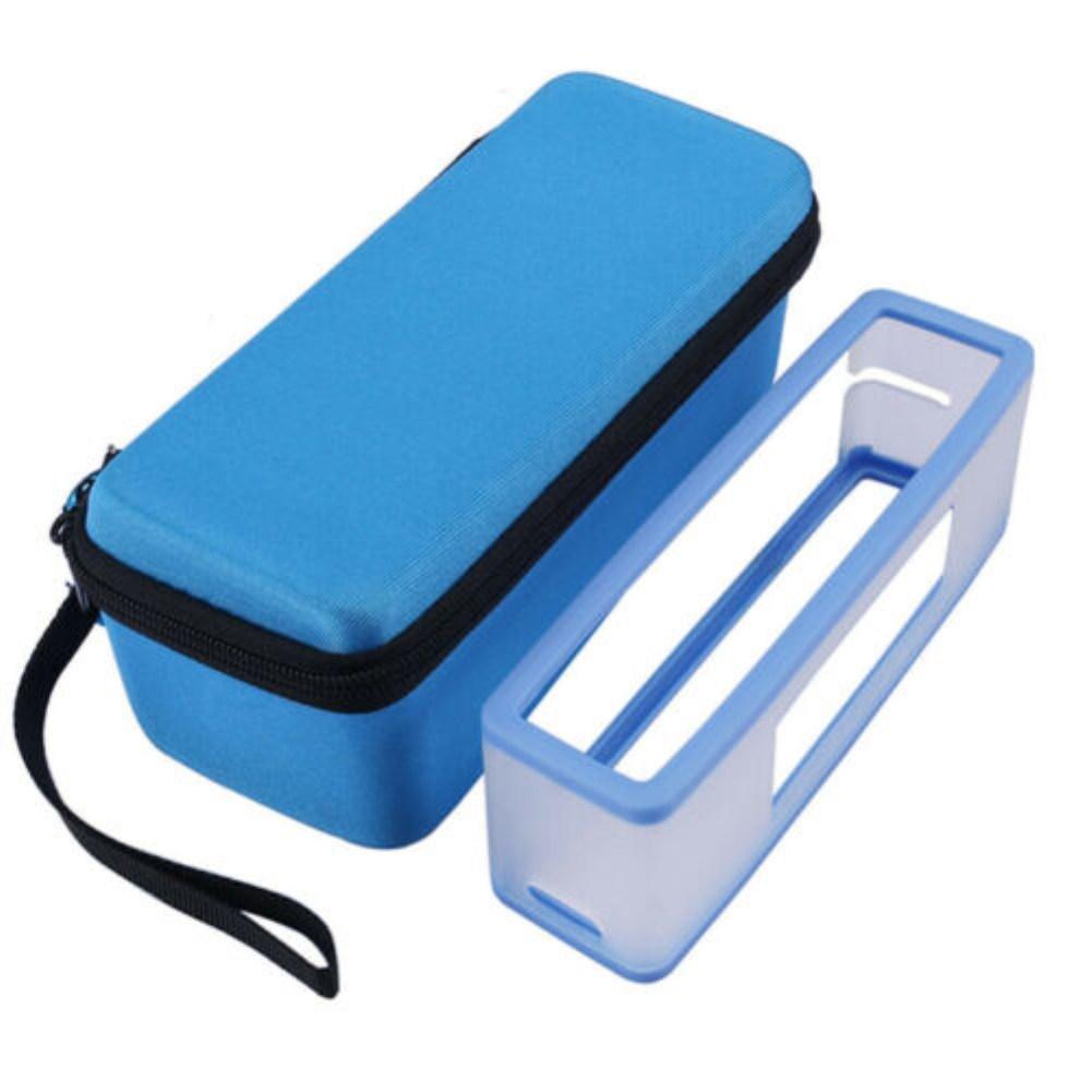 Protection Storage Case Bag for Bose SoundLink Mini 1/2 Bluetooth Speaker  blue