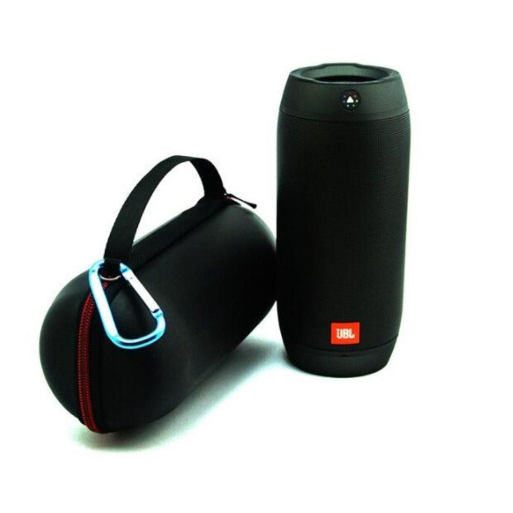 Storage Bag EVA Portable Protective Bag for JBL PULSE2 Bluetooth Speaker black