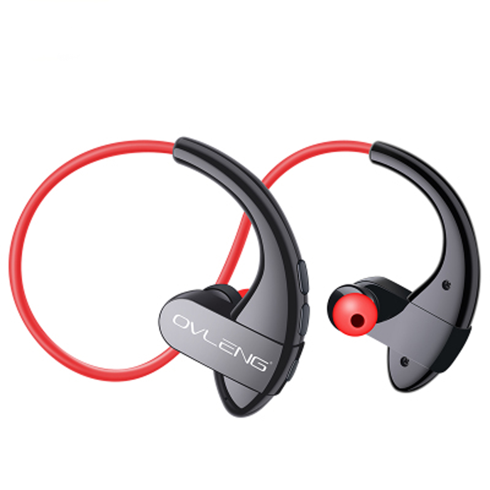 OVLENG S13 Wireless Earphones Red