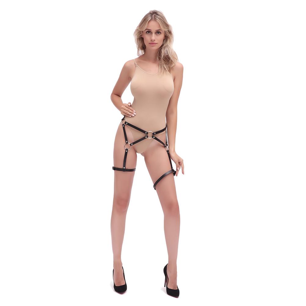 Fashion Garter Belt Stocking Bondage Restraints Bdsm Women Lingerie Sexy Hot Erotic Porno Couple Flirting Clothes pants