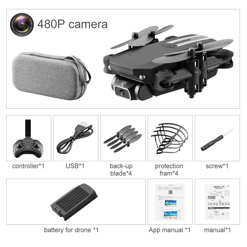 2020 LS-MIN New Mini Drone bag-480P
