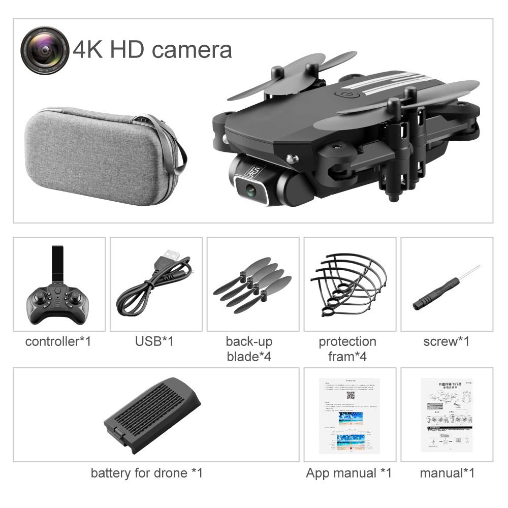 2020 LS-MIN New Mini Drone bag-4K