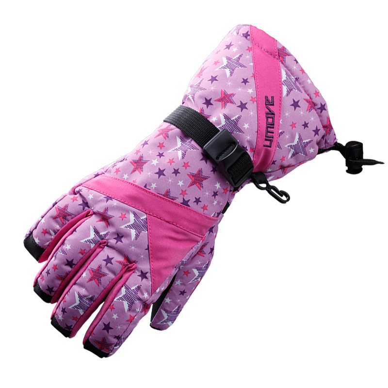 Waterproof Warmest Lightweight Winter Motorcycle Gloves Outdoor Riding Ski Gloves