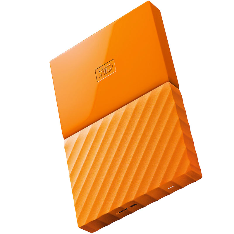Western Digital HDD Storage Disk Orange