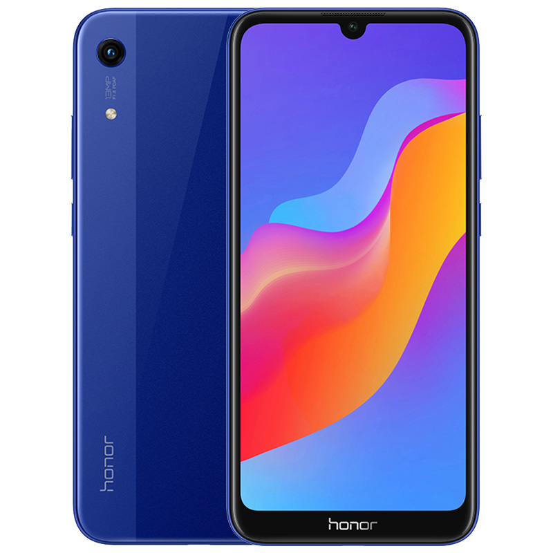 Huawei HONOR 8A 3+64GB Smartphone Blue