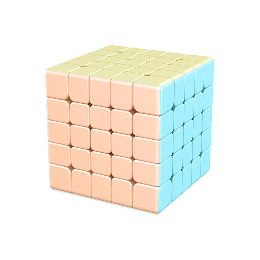 Magic Cube Cubing Culture Meilong Macaron Color Cube 5x5 macaron