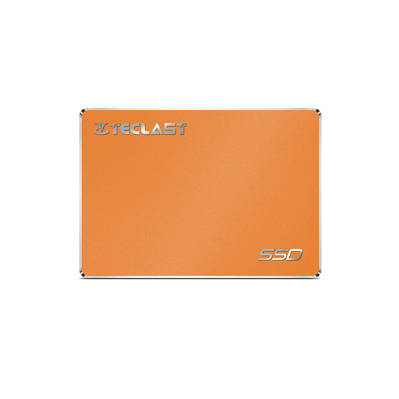 TECLAST Orange 3D NAND 256GB Solid State Driv