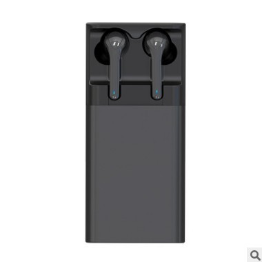 G9 Wireless Earbud Headphones Noise Cancellation Long Standby Headset with Battery black