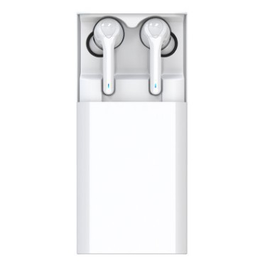 G9 Wireless Earbud Headphones Noise Cancellation Long Standby Headset with Battery white