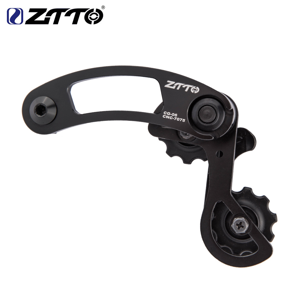 ZTTO MTB Bicycle Single Speed Derailleur Bike Chain Tensioner Guide Single Speed Bicycle Parts CG-06 Chain Tensioner