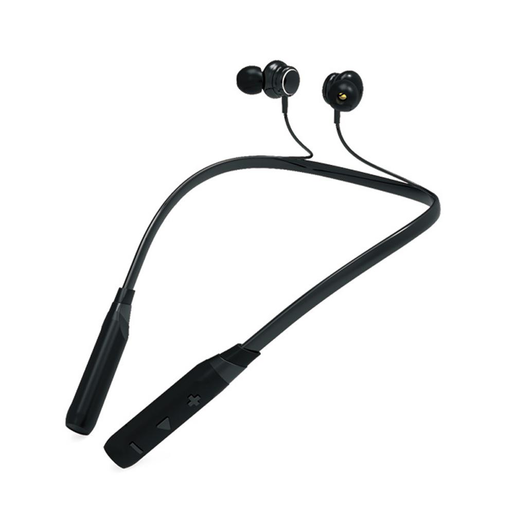 Wireless Neckband Headphones Sports CSR Bluetooth Headset Earphone with Magnetic CSR program