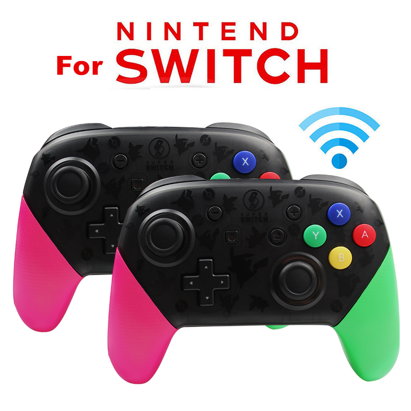 Wireless Controller for Nintend Switch Con Gamepad Joystick for Nintend Switch Pro Remote Pro Joy Gaming Joypad for Dualshock