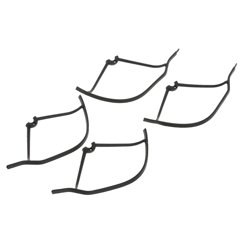 4Pcs RC Drone with Camera Propeller Protector Blade Frame for x12/S163 Wifi FPV Drone RC Quadcopter Parts