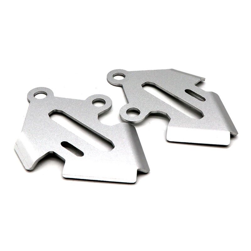 For BMW F750GS F850GS Motorcycle Modification Parts Front Brake Pump Shield Front Brake Caliper Protective Cover Silver