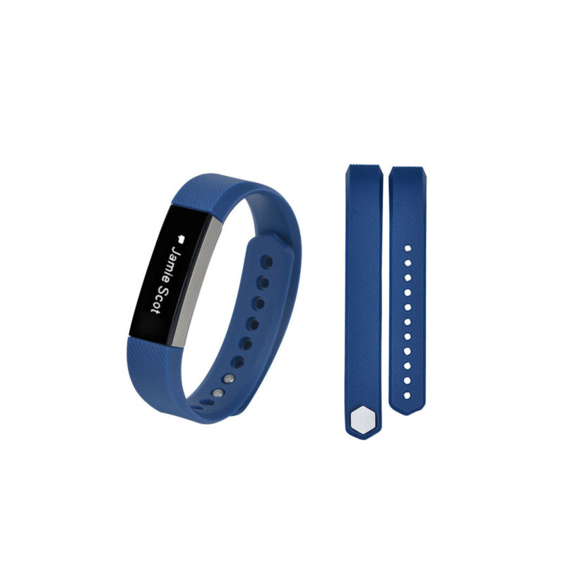 Fitbit Alta / HR Replacement Wristband Band Wrist Strap Royal blue_L