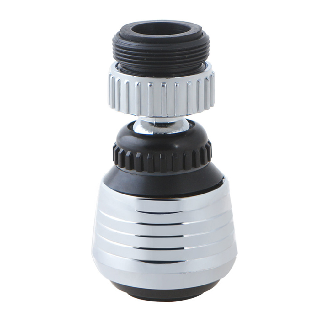 Rotatable Water Saving Nozzle Filter Tap Adapter Faucet Extender Bathroom Kitchen Accessories Short