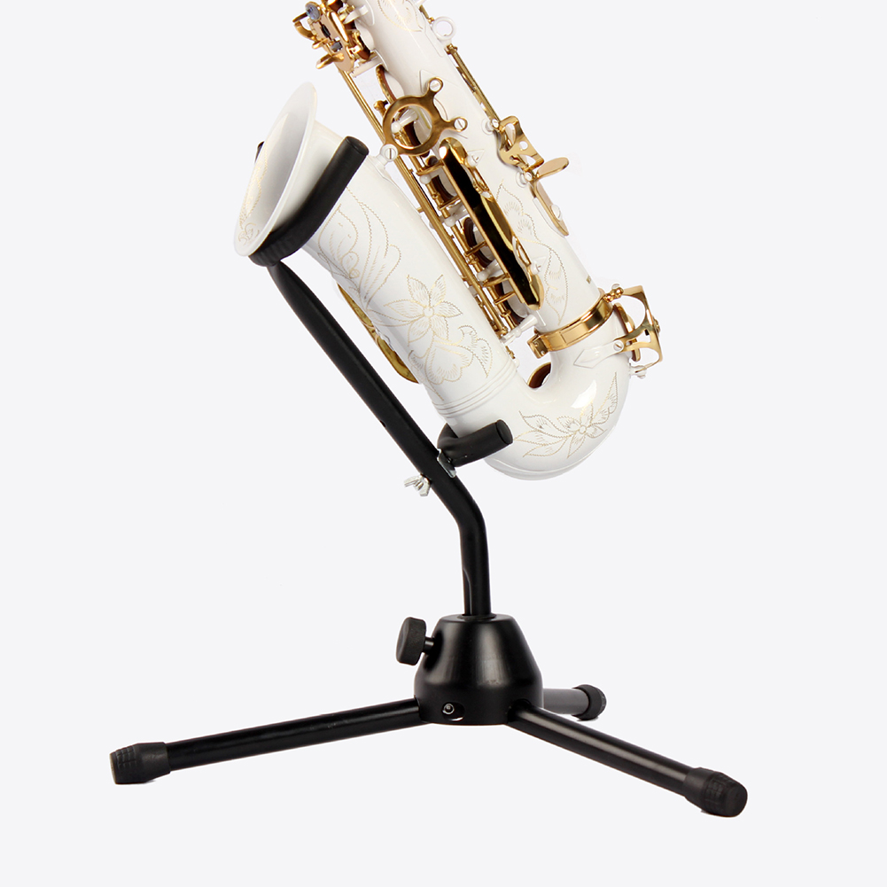 Alto Saxphone Holder Sax Stand Musical Instrument Stand Bracket black