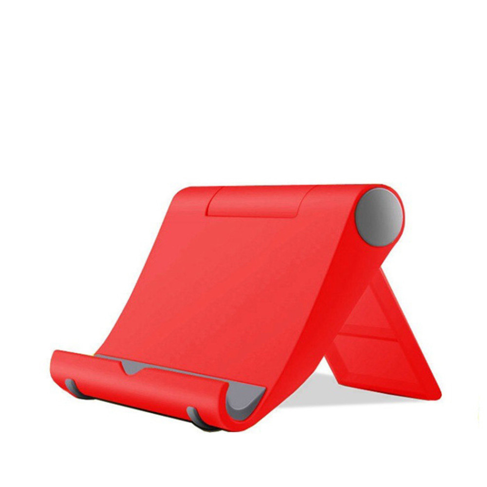 Mobile Phone Tablet Stand Holder Red
