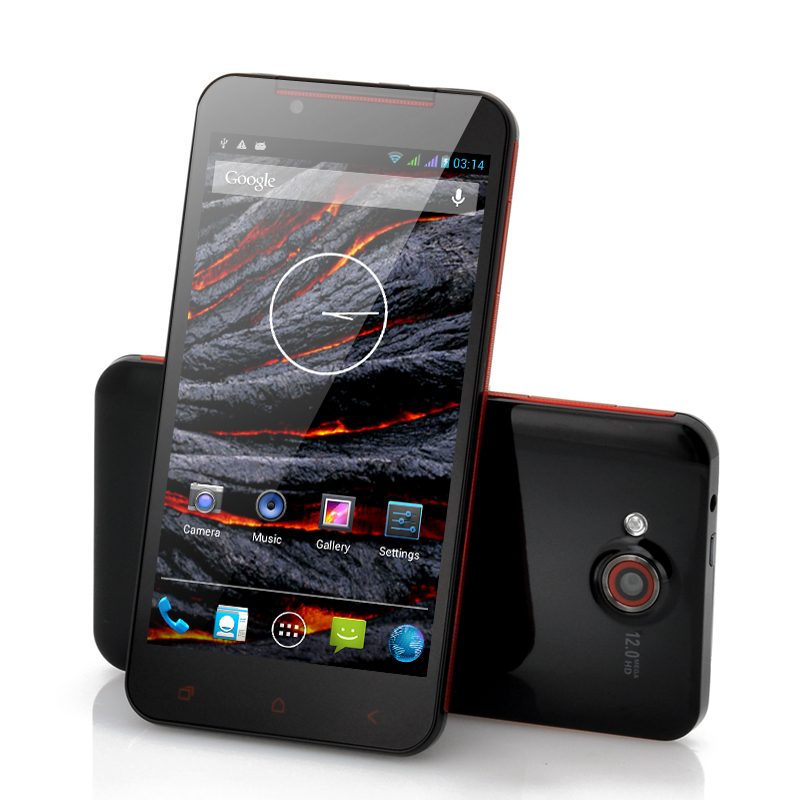 Android 4.2 HD 4 Core Phone - Vulcan
