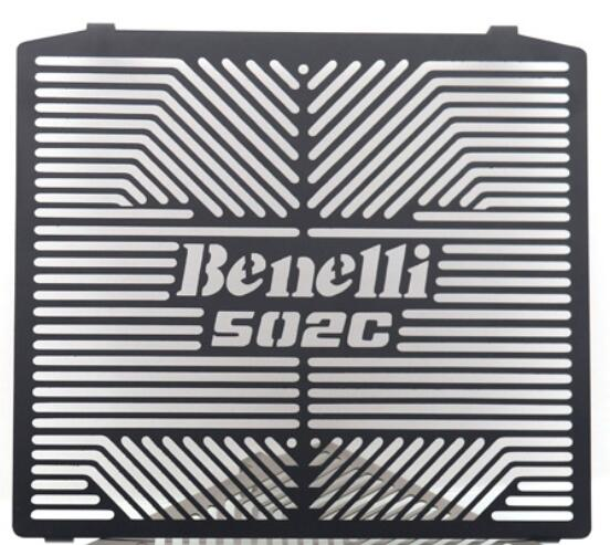 Stainless Steel Water Tank Net Protection Cover Replacement for Benelli 502C black