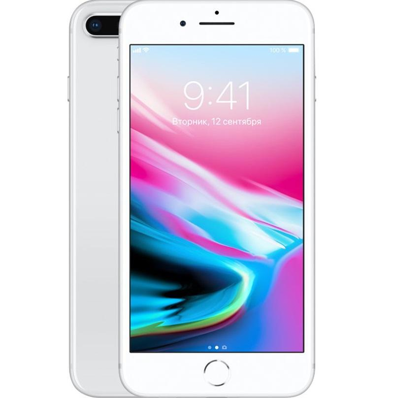 Refurbished iphone8 PLUS Phones White_64GB