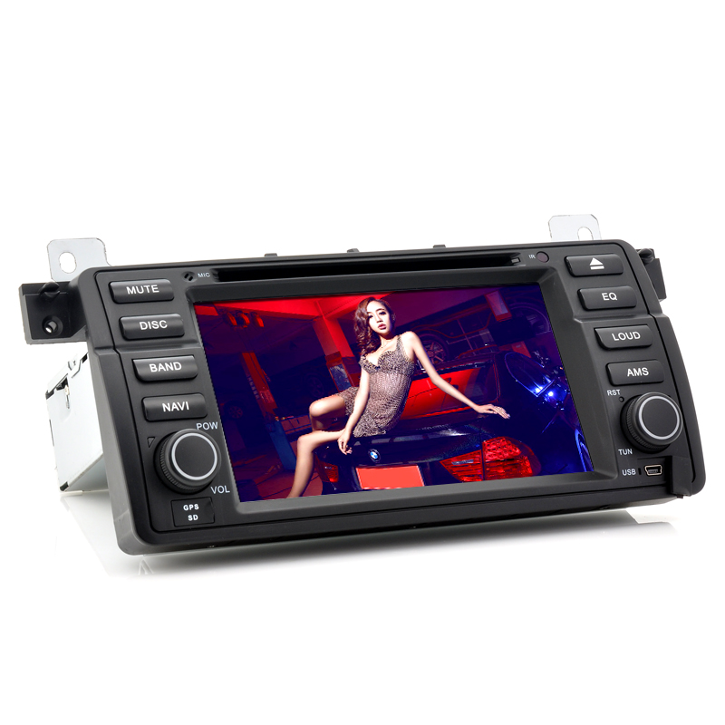 Android Car DVD Player For BMW - Road Sturm