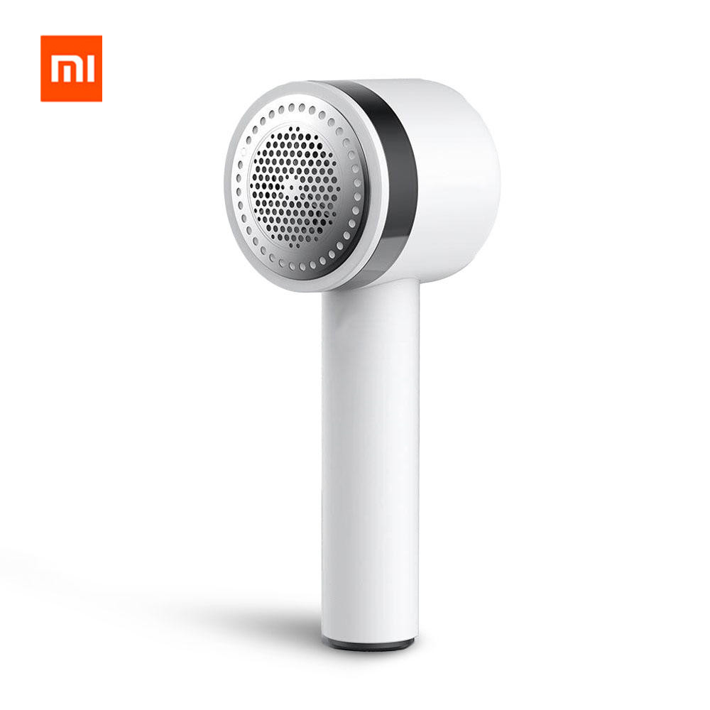 Original Xiaomi Mijia Deerma Clothes Sticky Hair Multi-function Trimmer USB Charging Fast Removal Ball
