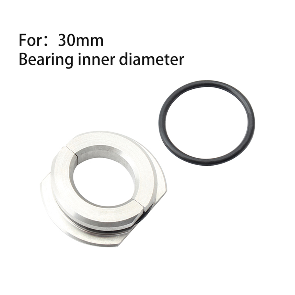 Bottom  Bracket Bearing  Tool For Bicycle Disassembly Installation 24/30/38mm Stainless Steel Reducing Ring Accessories 30MM