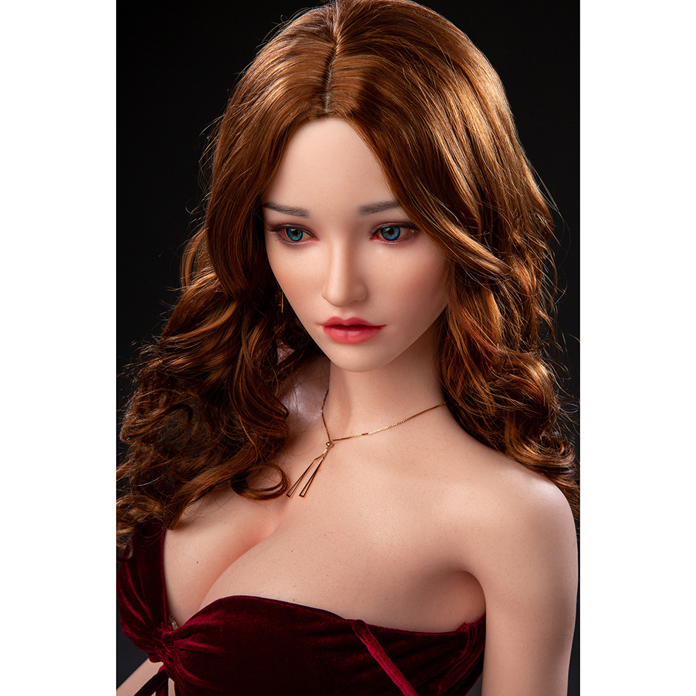 Real Silicone Full Body 100cm Sex Dolls Adult Oral Lifelike Anime Love Doll with Vagina Pussy Anal Big Breasts for Men 100cm