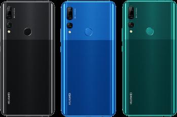 HUAWEI Y9 Prime 2019 STK-LX3 Smartphone Blue
