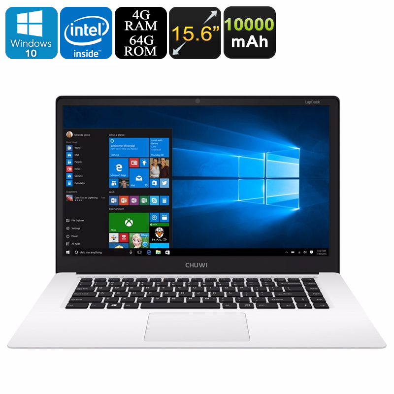 Chuwi LapBook Z8350 Windows 10 Laptop