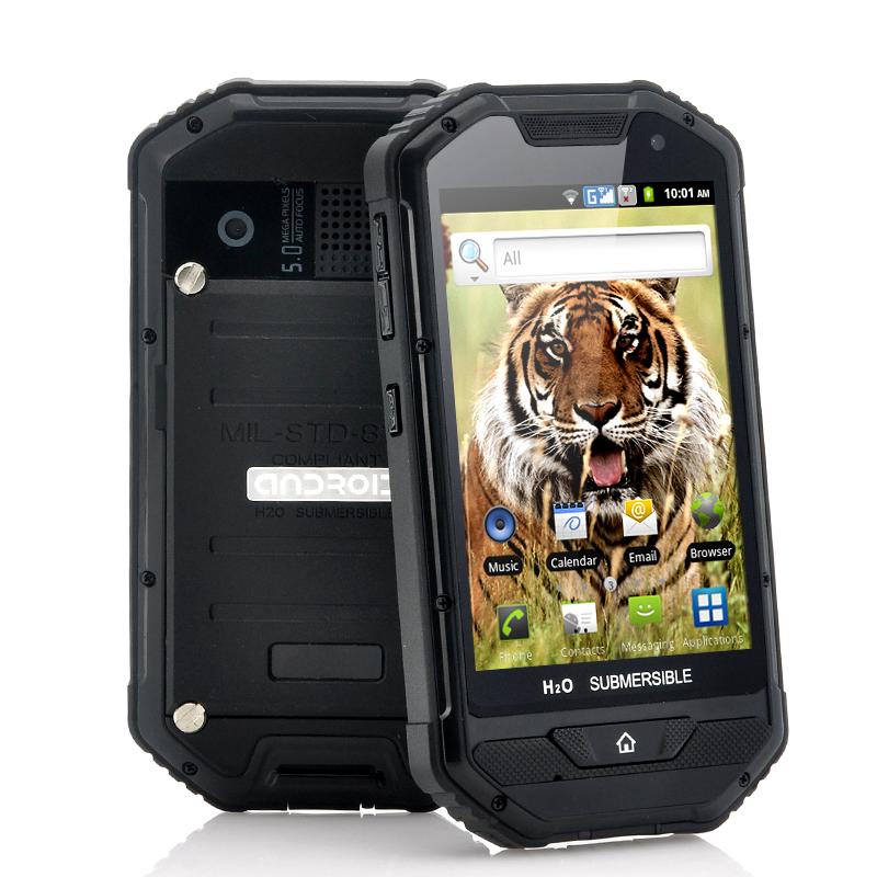 Cheap Rugged Android Phone - Kolos II