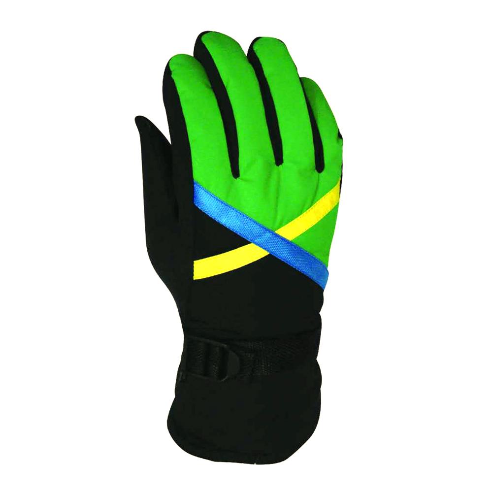 Outdoor Waterproof Windproof Winter Warm Snowboard Ski Gloves Cycling Gloves