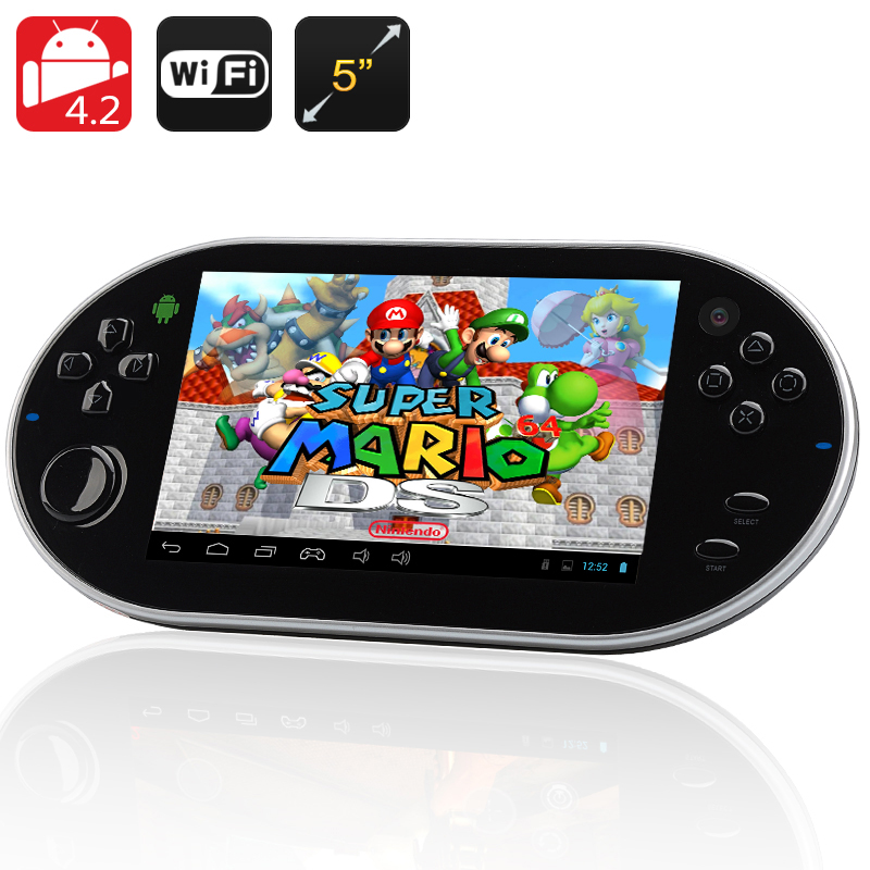 Android Gaming Console Tablet - Emulation III