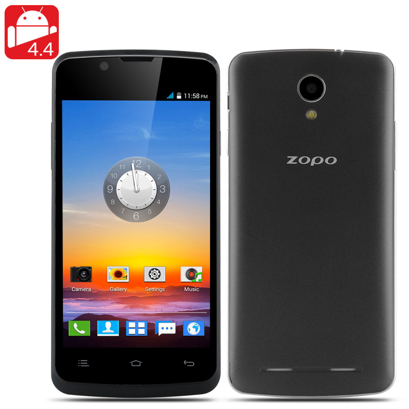 ZOPO ZP590 Phone (Black)