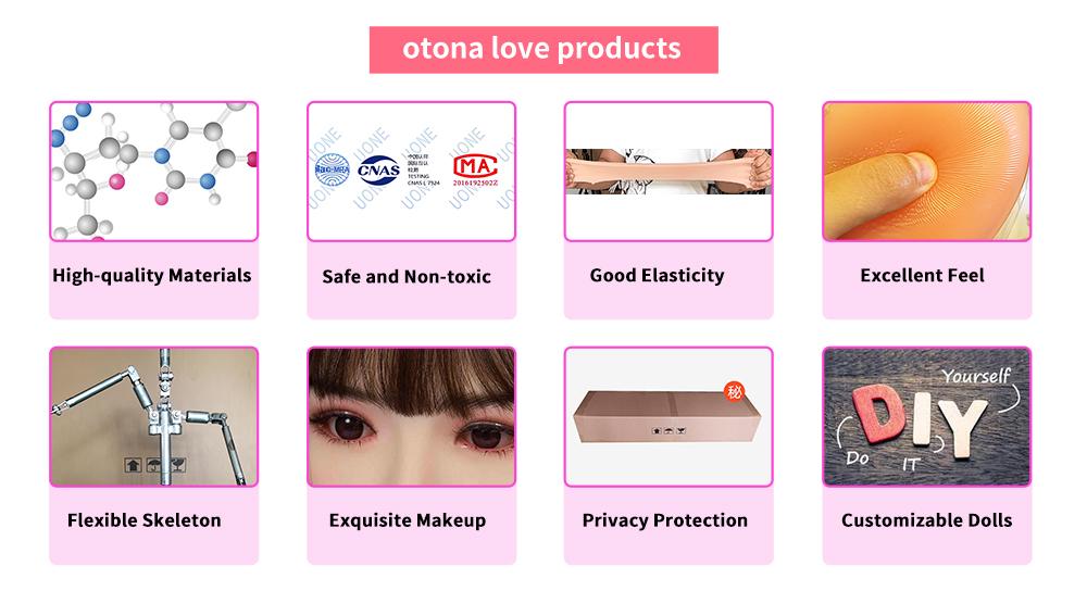 otona love brand dolls