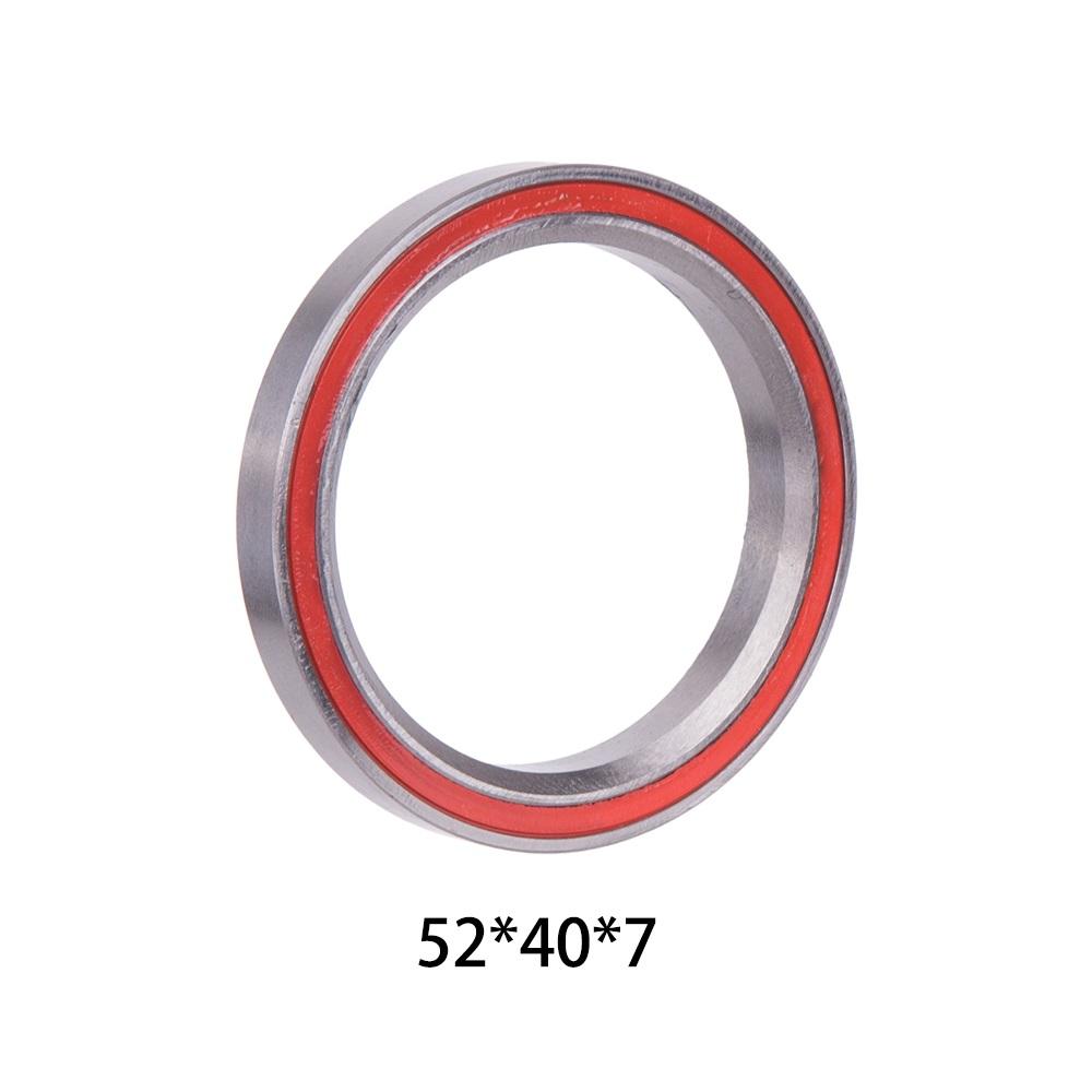 Bike Parts Mountain Bike Bicycle Headset Bearing only Repair Bearings For 28.6 44mm 30mm 40mm Steel 41 41.8 47 49 52mm  52 * 40 * 7