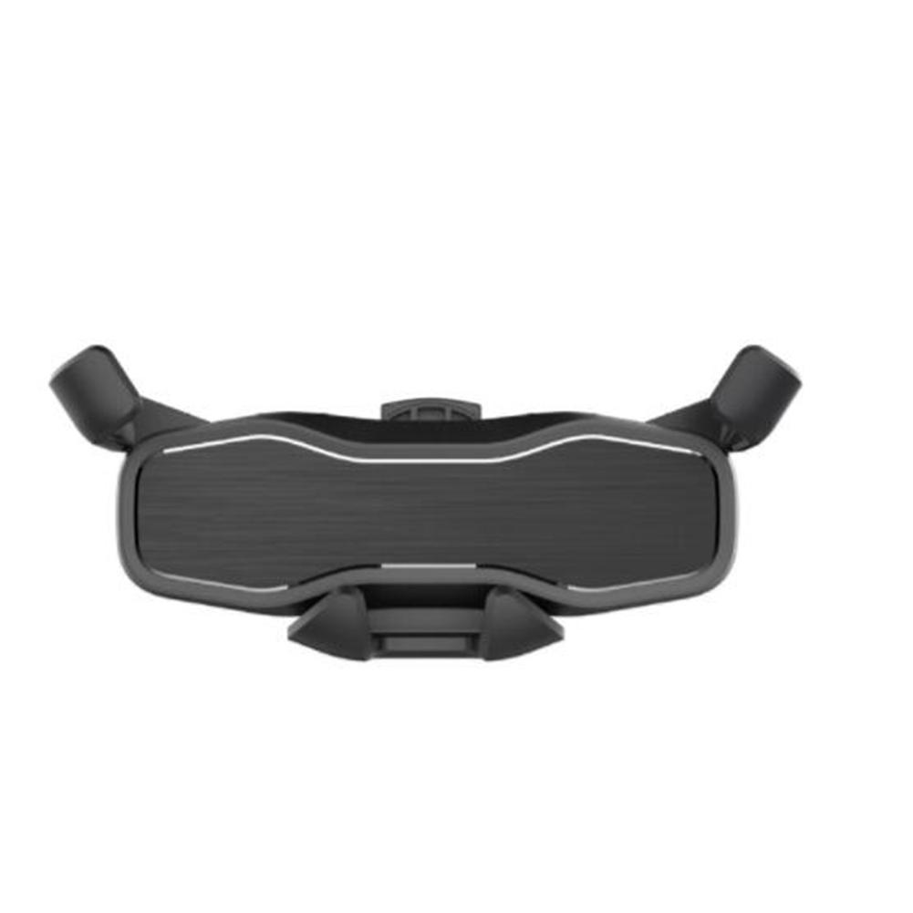 Car 2 in 1 Aromatherapy Mini Stand Gravity Telescopic New Car Holder Car Phone Bracket black