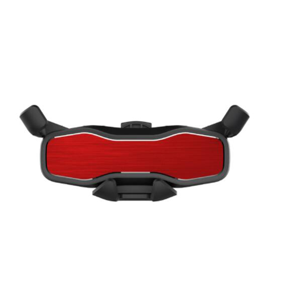 Car 2 in 1 Aromatherapy Mini Stand Gravity Telescopic New Car Holder Car Phone Bracket red