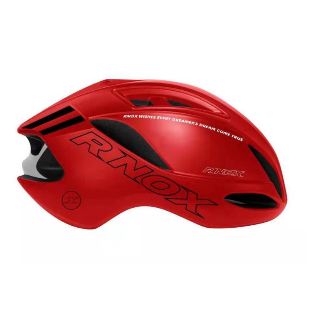Cycling Helmet SPEED Pneumatic Racing Road Bike Helmets for Men women TT Time trial triathlon Bicycle Helmet  red_One size