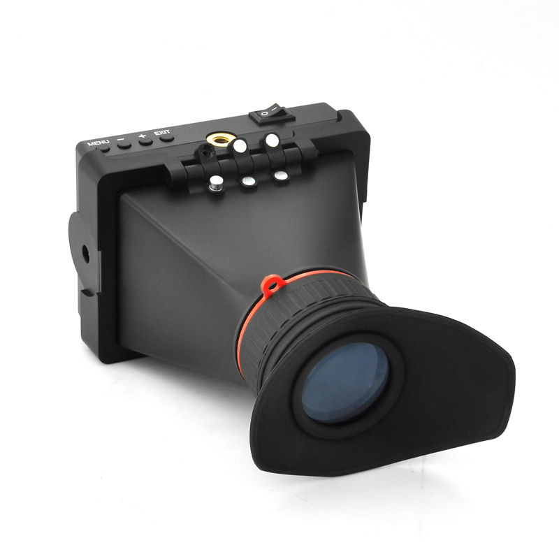 DSLR Electronic Viewfinder - Geographic