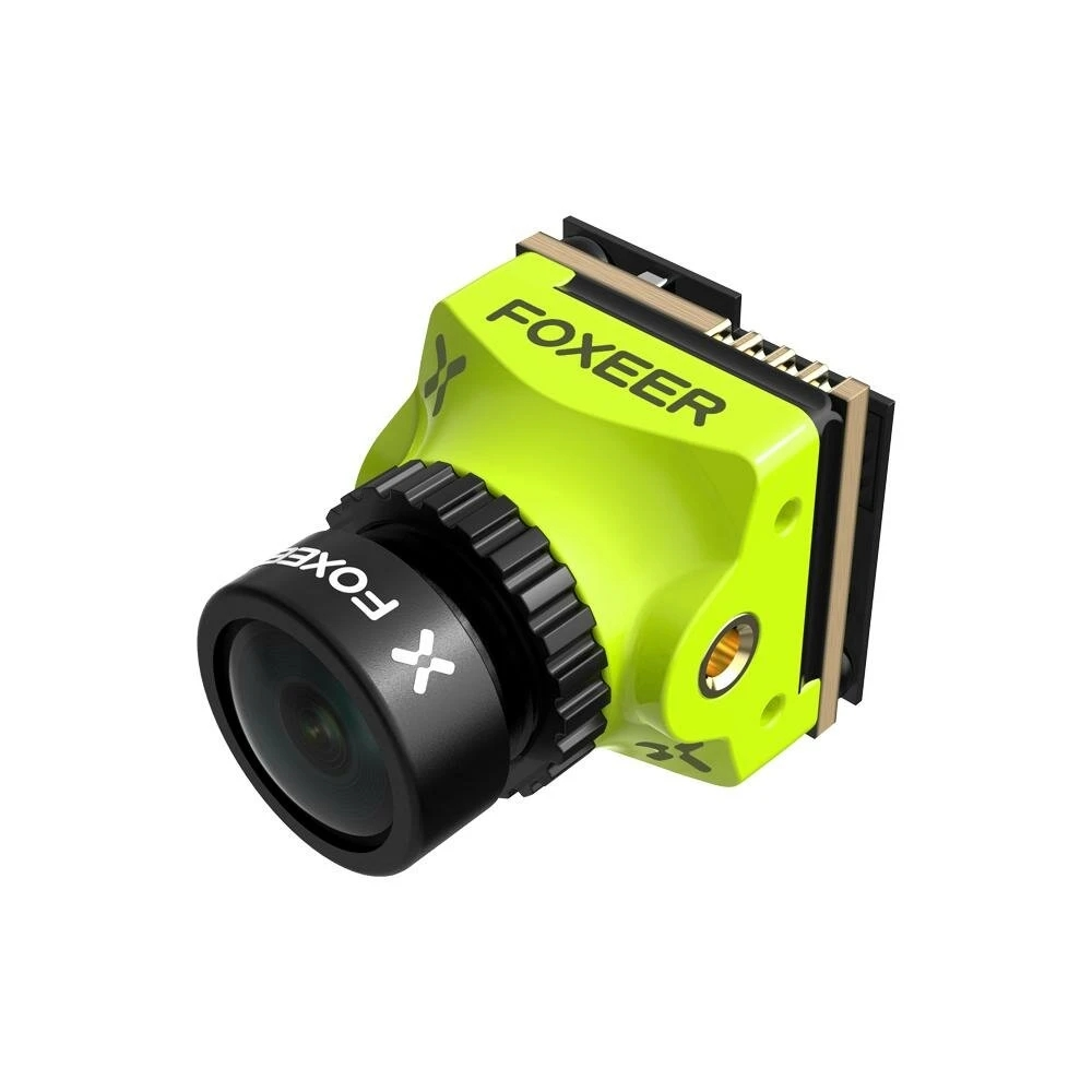 For Foxeer Toothless for nano 2 StarLight Mini FPV Camera 0.0001lux HDR 1/2 CMOS Sensor 1200TVL Support OSD F405 F722 FC Control