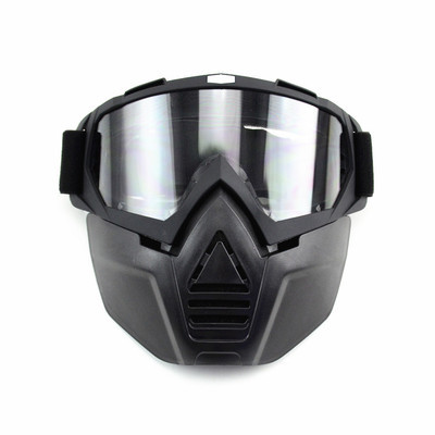 Motorcycle Goggles Mask Cross-country Goggles Motorcycle Goggles Helmet Glasses Riding Goggles Riding Windshield