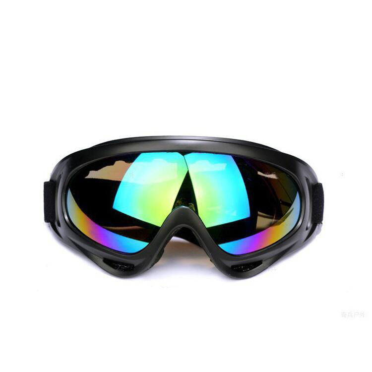 Snowboarding Goggles Skiing Eye Protector Sand Proof Glasses Outdoor Sports CS Glasses