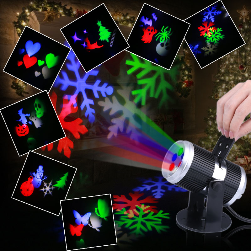 LED Light Projector